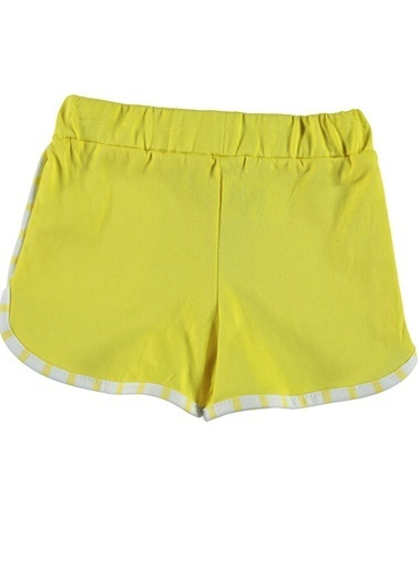 Mininio Şort Sarı